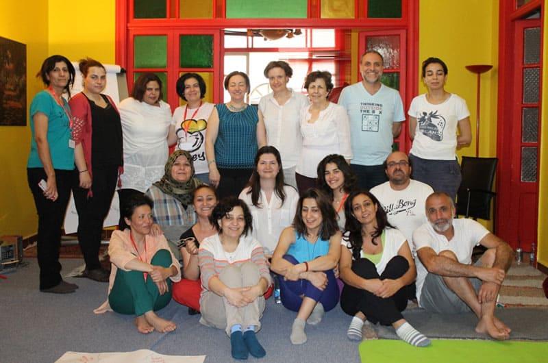 Peacebuilding practitioners