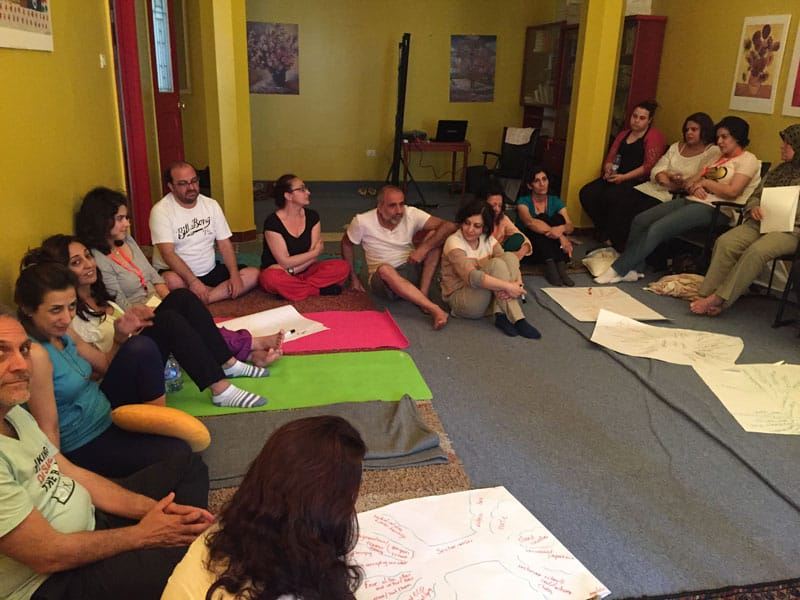 Towards Integrated Peacebuilding: Psychosocial Skills and Professional Care for Peacebuilders in the Field